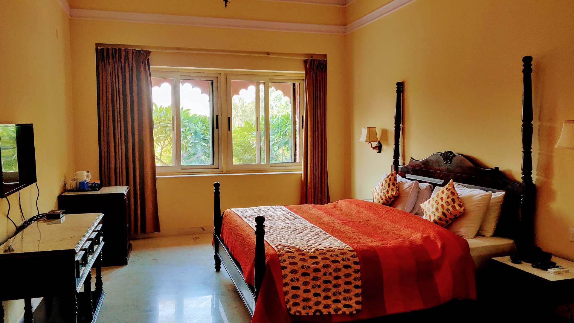 Royal Suite image 1 at Umaid Lake Palace – An Organic Retreat by Dausa, Rajasthan, India