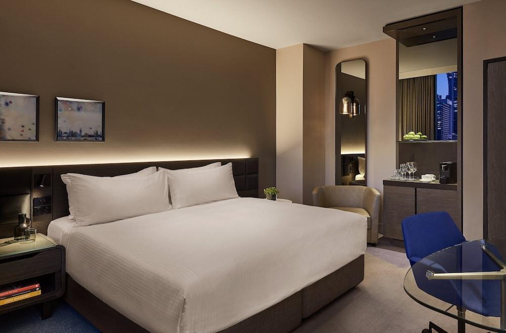 image 1 at Crowne Plaza Melbourne, an IHG Hotel by 1-5 Spencer Street Docklands VIC Victoria 3008 Australia