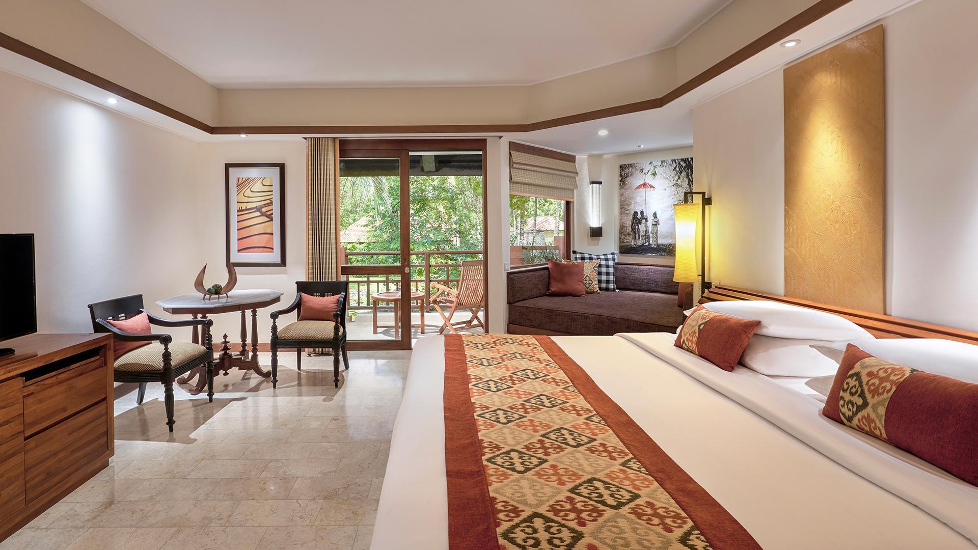 Emerald Pool/Lagoon View Room image 1 at Grand Hyatt Bali by Kabupaten Badung, Bali, Indonesia