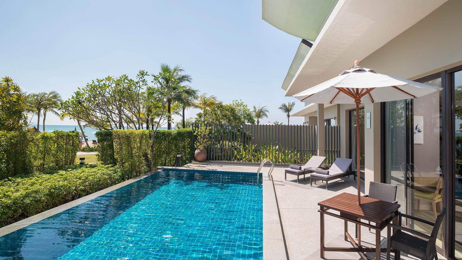 Pool Villa image 1 at Le Méridien Khao Lak Resort & Spa by Amphoe Takua Pa, Chang Wat Phang-nga, Thailand