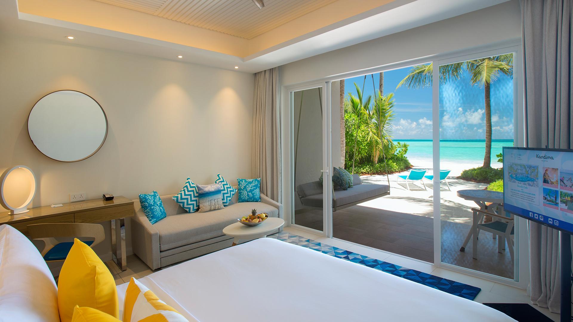 Beach Studio image 1 at Kandima Maldives by null, Central Province, Maldives
