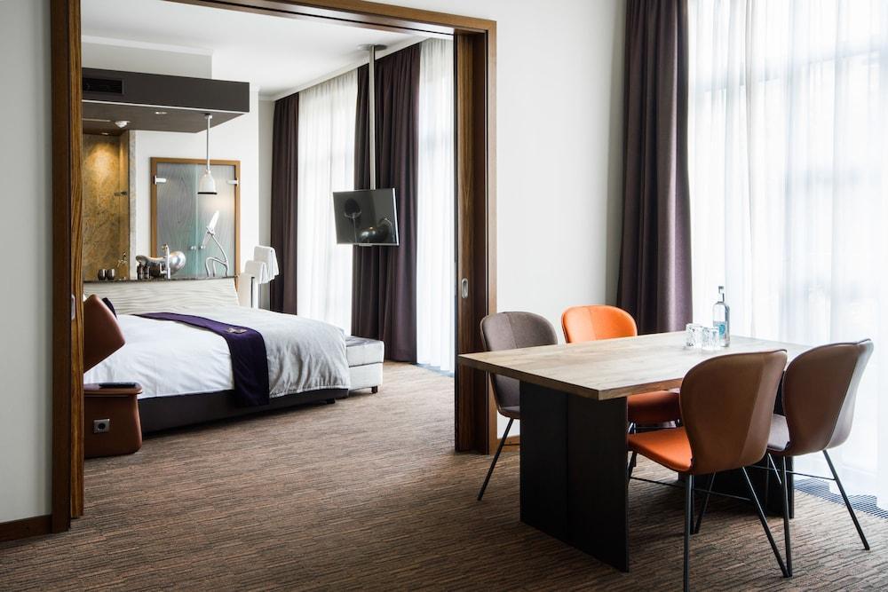 image 1 at east Hotel Hamburg by Simon-von-Utrecht-straße 31 Hamburg HH 20359 Germany