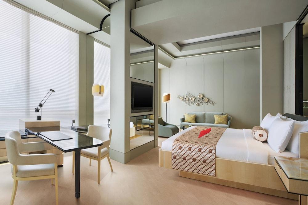 image 1 at Keraton at The Plaza, a Luxury Collection Hotel, Jakarta by Jl MH Thamrin Kav 15 Jakarta Jakarta 10350 Indonesia