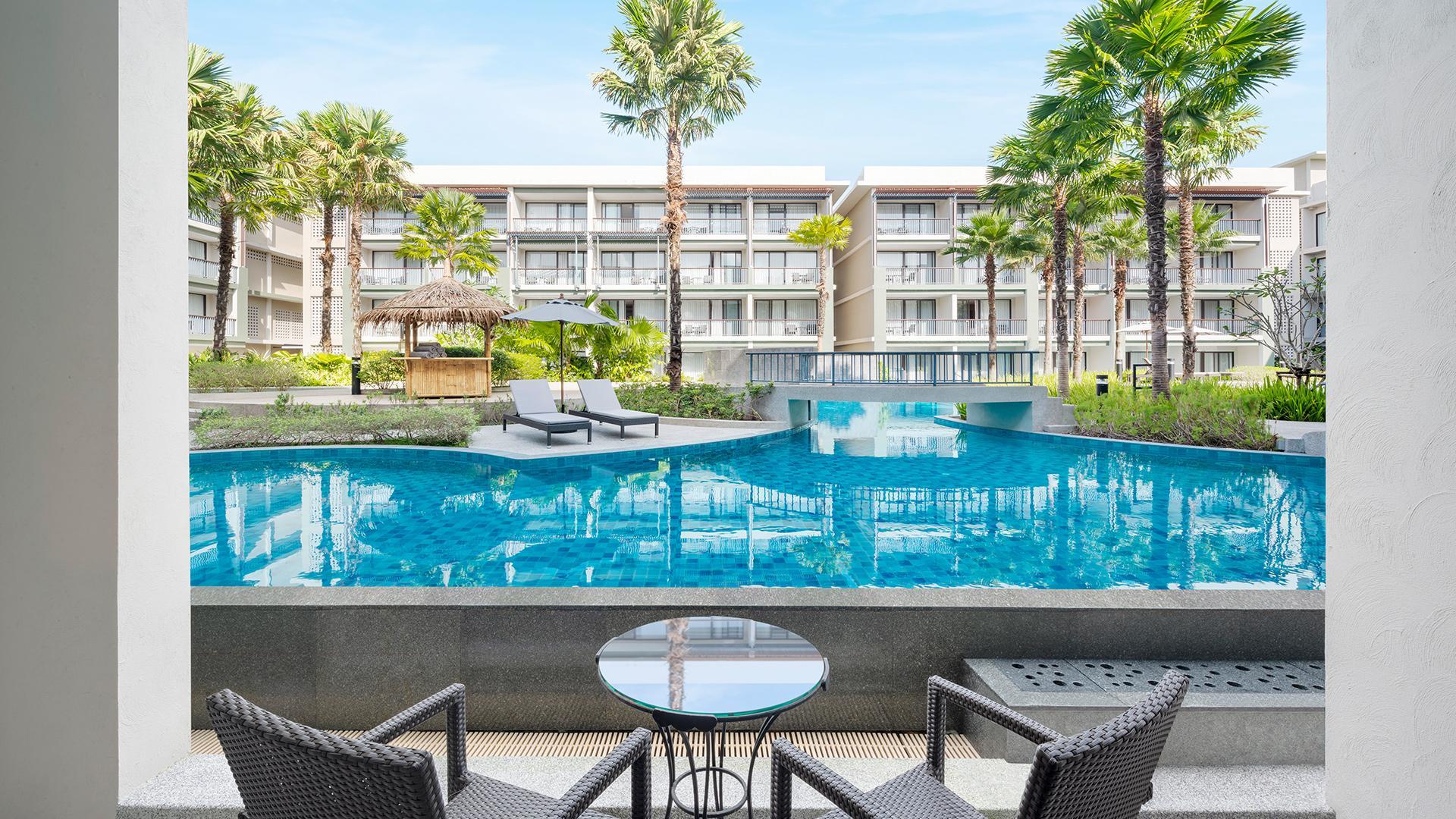 Superior Pool Access Room image 1 at Le Méridien Khao Lak Resort & Spa by Amphoe Takua Pa, Chang Wat Phang-nga, Thailand