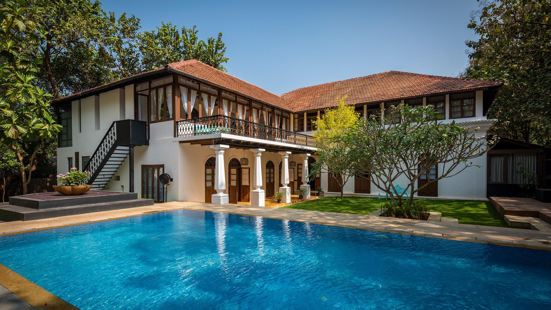 The Postcard Moira — North Goa — Luxury Room image 1 at The Postcard Hotels Collection by North Goa, Goa, India