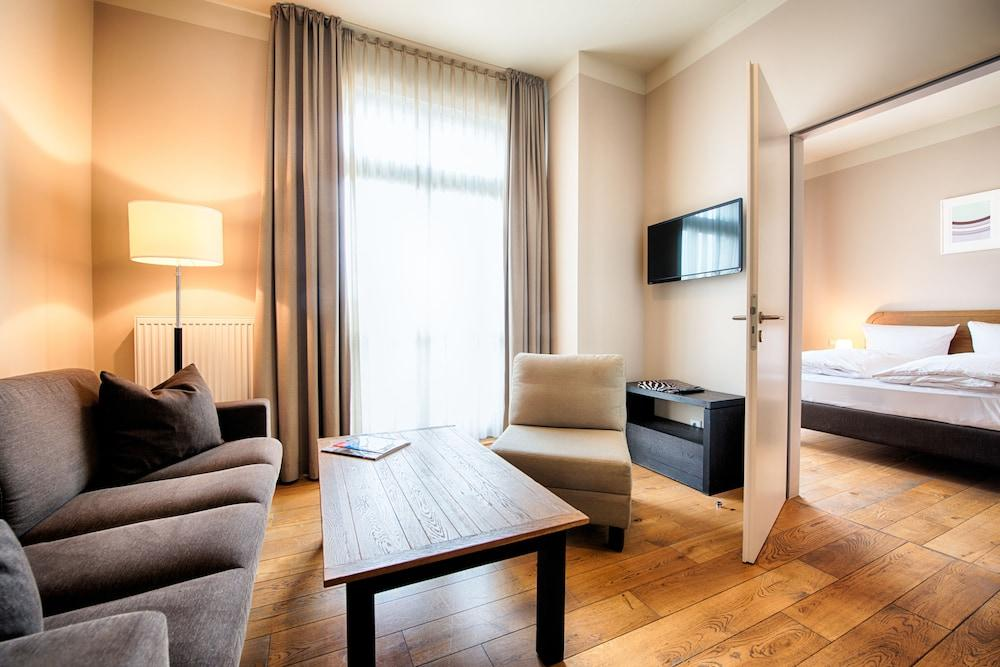 image 1 at Mondrian Suites Berlin Checkpoint Charlie by Markgrafenstrasse 16 - 16a Berlin BE 10969 Germany