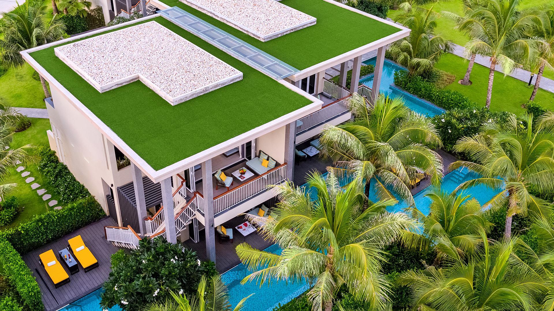 Family Cabana Pool Access image 1 at Pullman Phu Quoc Beach Resort by null, tỉnh Kiên Giang, Vietnam