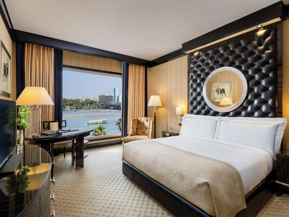 image 1 at Fairmont Nile City, Cairo by Nile City Towers - 2005 B Corniche El Nil, Ramlet Beaulac Cairo 2466 Egypt
