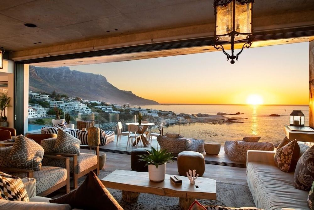 image 1 at Ocean Villa by 56 Camps Bay Dr Cape Town Western Cape 8005 South Africa