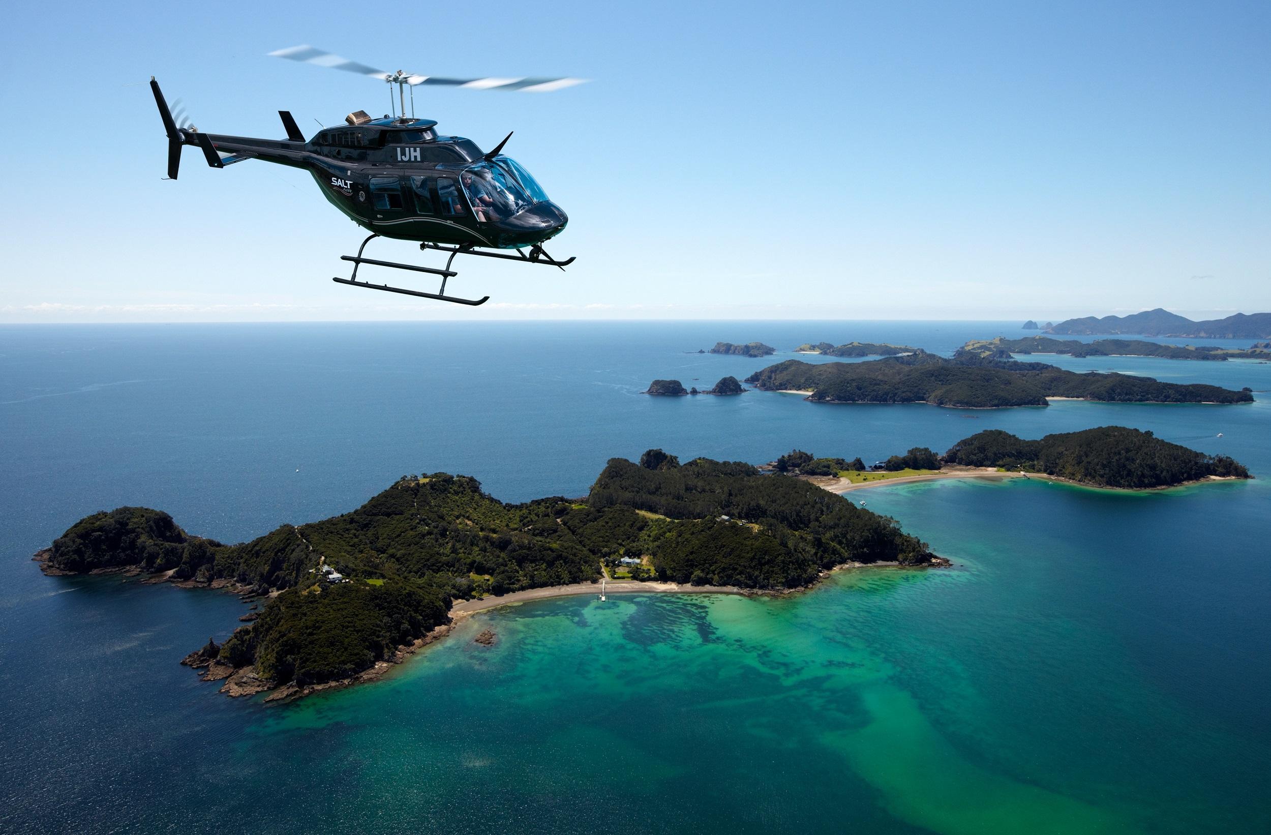 Salt Air Helicopter