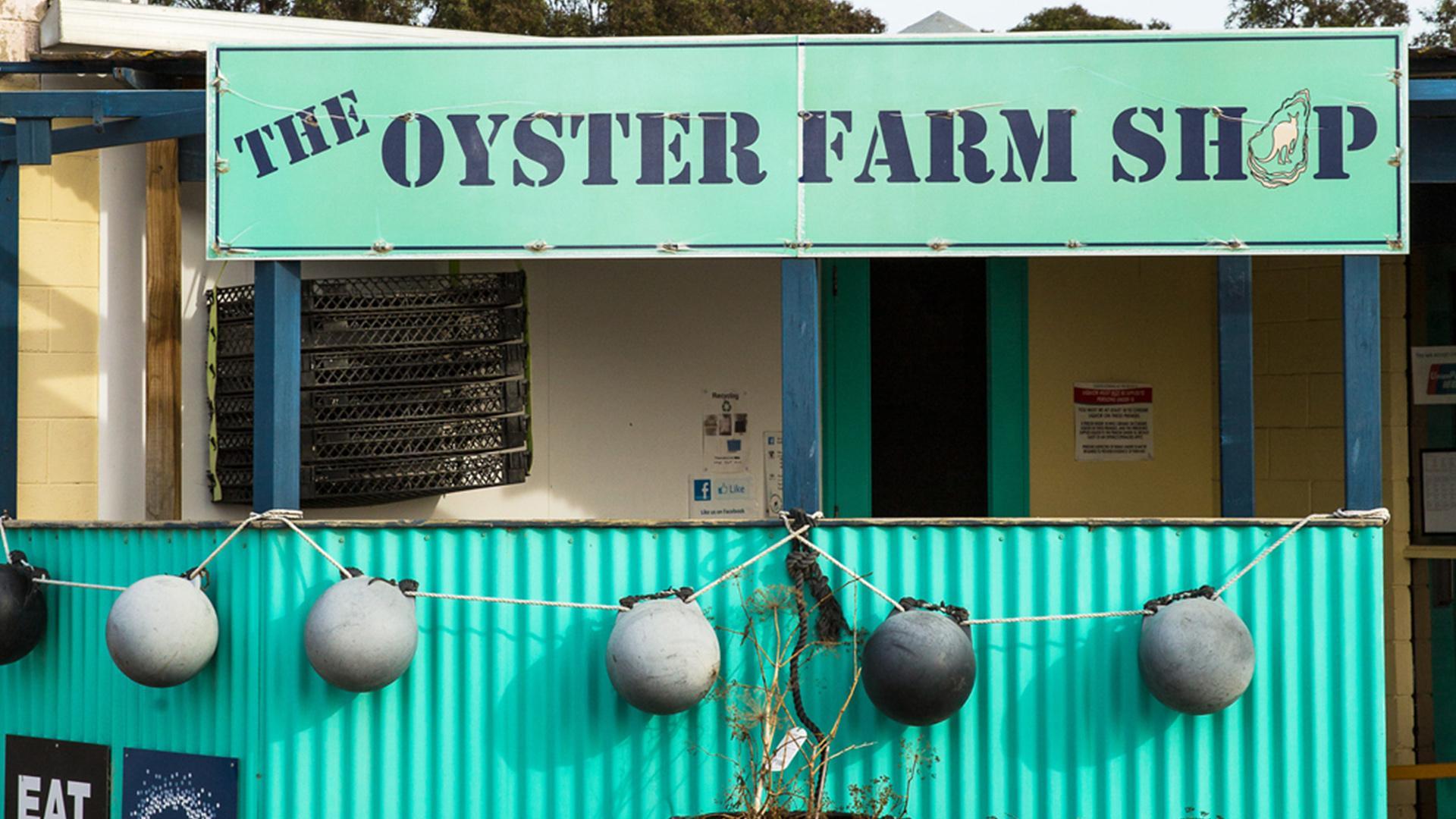 The Oyster Farm Shop