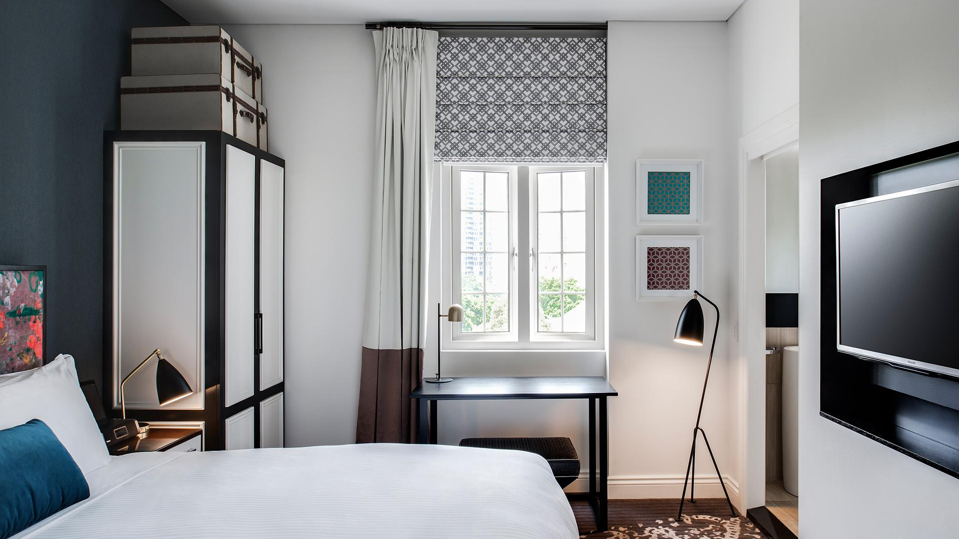 Heritage Suite image 1 at The Inchcolm by Ovolo by Brisbane City, Queensland, Australia