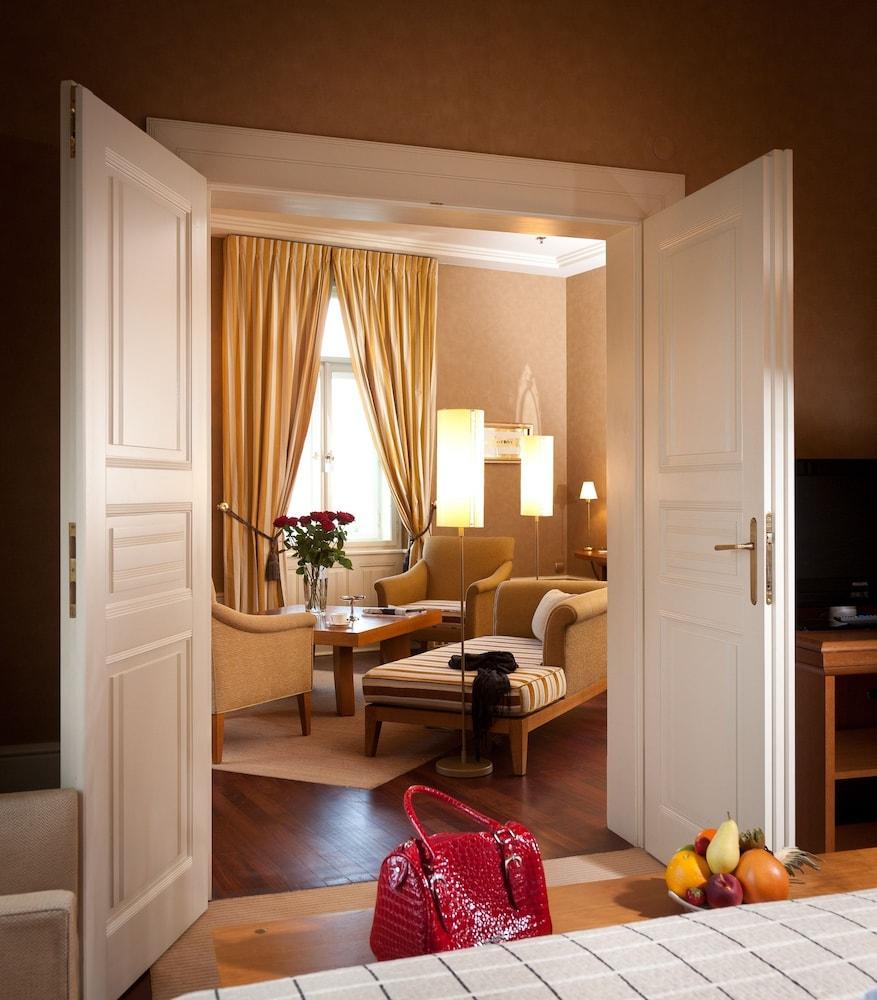 image 1 at Mamaison Hotel Riverside Prague by Janáckovo Nabrezi 1115/15 Prague 5 Prague 150 00 Czech Republic