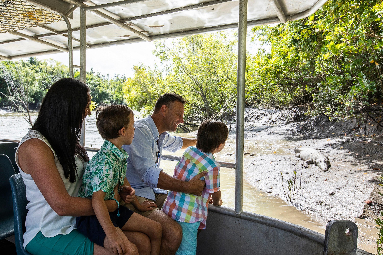 Whitsunday Crocodile Safari