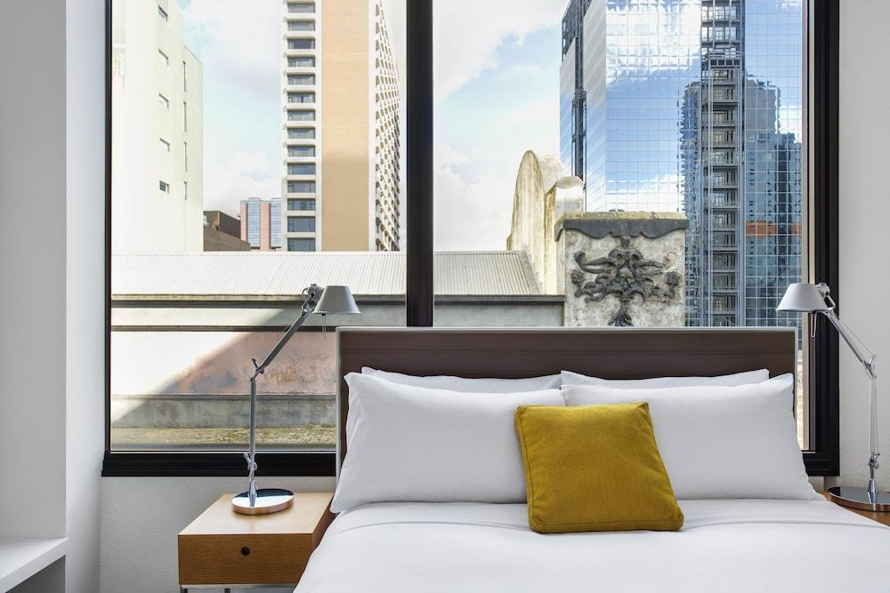 image 1 at Ovolo Laneways by 19 Little Bourke Street Melbourne VIC Victoria 3000 Australia