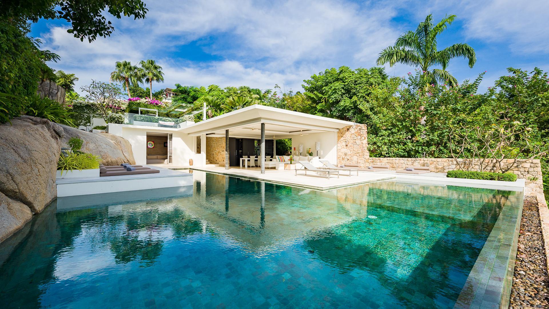 Three-Bedroom Villa image 1 at Samujana Villas by Amphoe Ko Samui, Surat Thani, Thailand