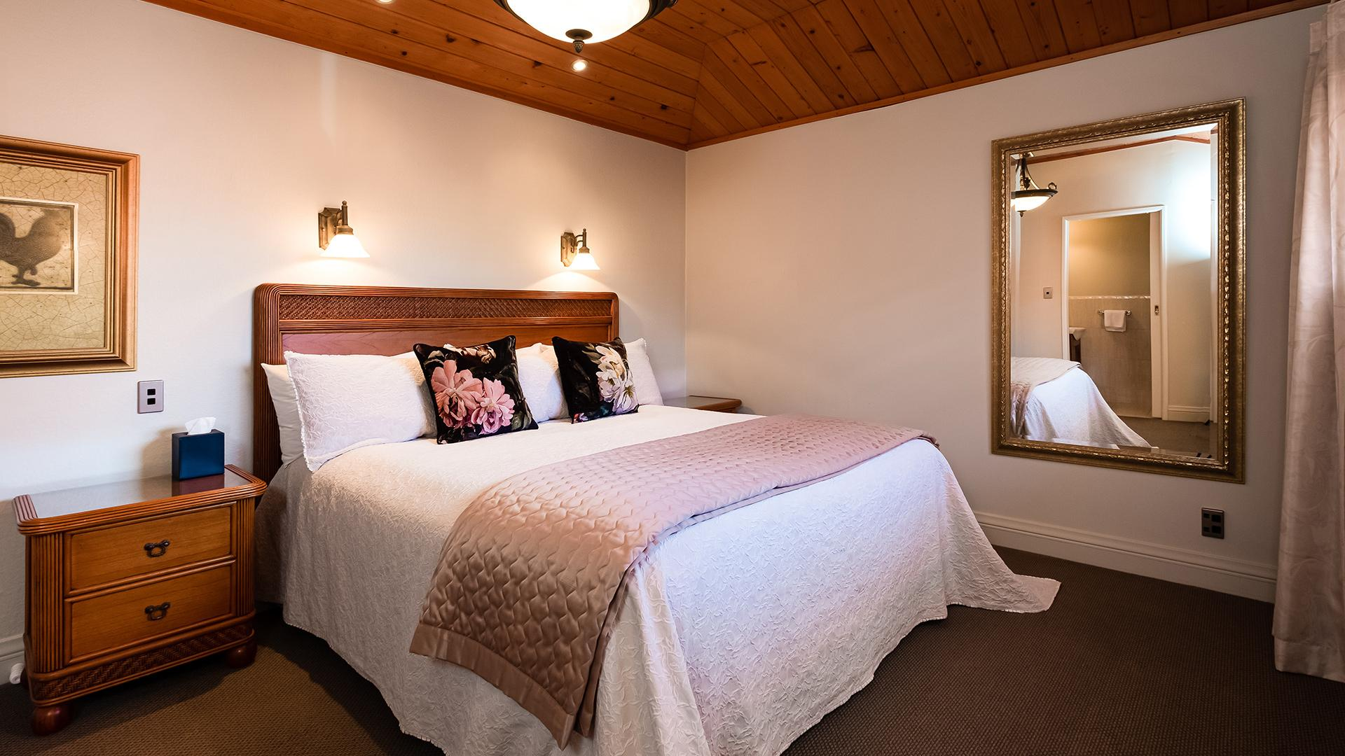 Garden-View Lodge Suite image 1 at Peppers on the Point Lake Rotorua by null, Bay of Plenty, New Zealand