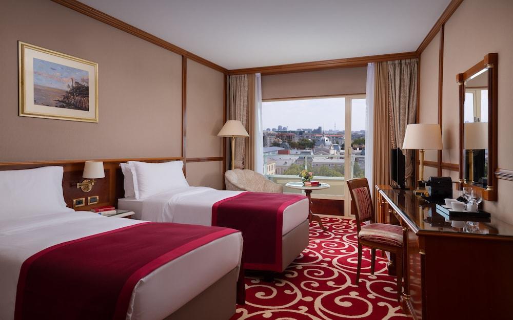 image 1 at InterContinental Bucharest, an IHG Hotel by 4 Nicolae Balcescu Blvd Bucharest 010051 Romania