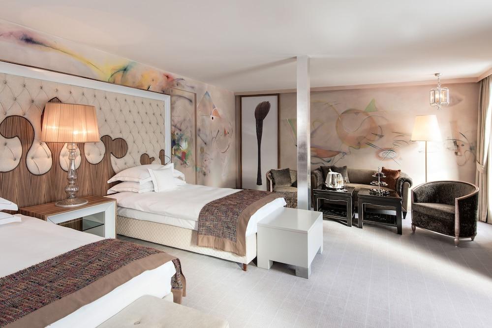 image 1 at Carlton Hotel St Moritz by Via Johannes Badrutt 11 St. Moritz GR 7500 Switzerland