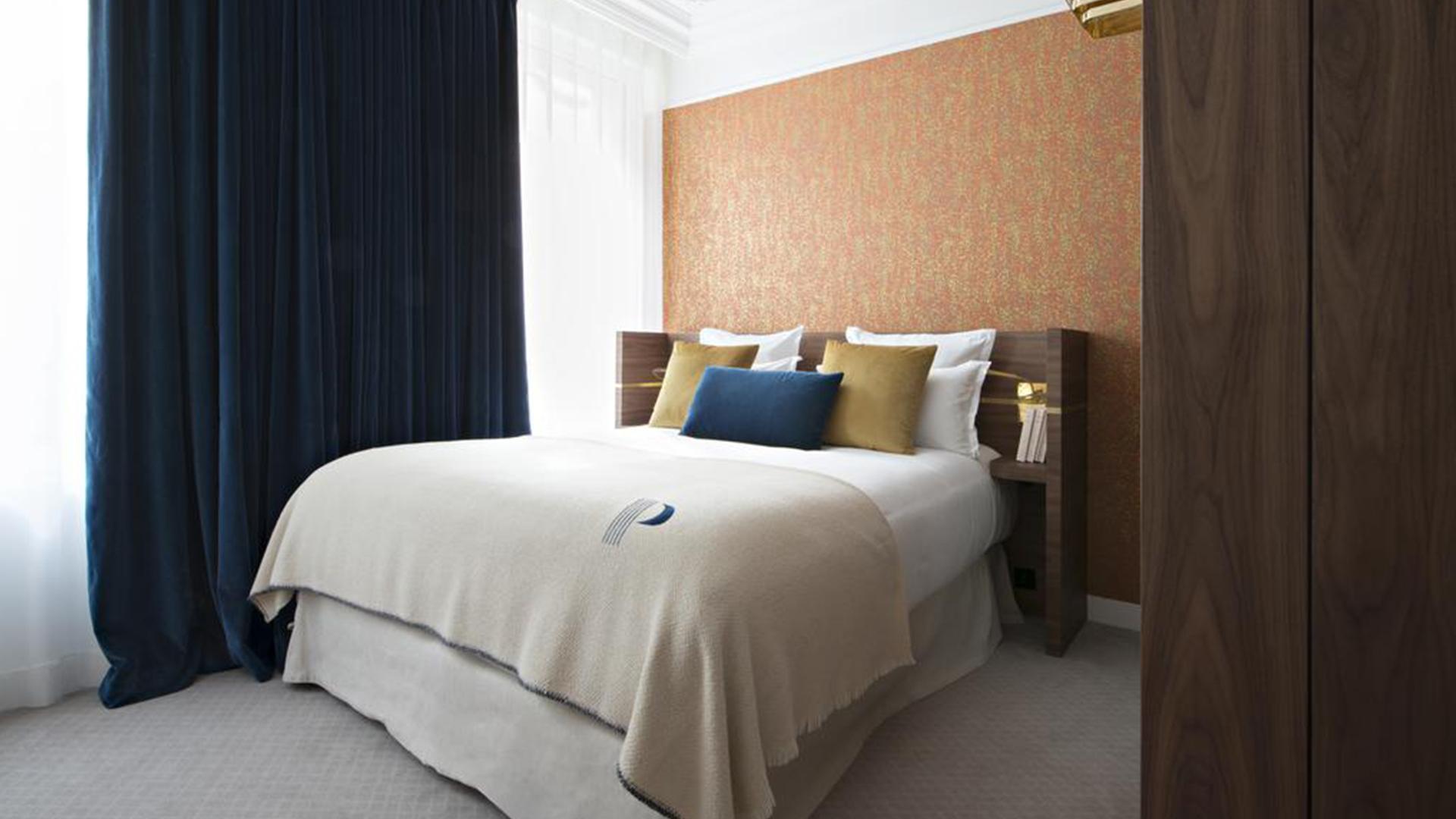 Superior Room image 1 at Hotel Parister by Arrondissement de Paris, Île-de-France, France