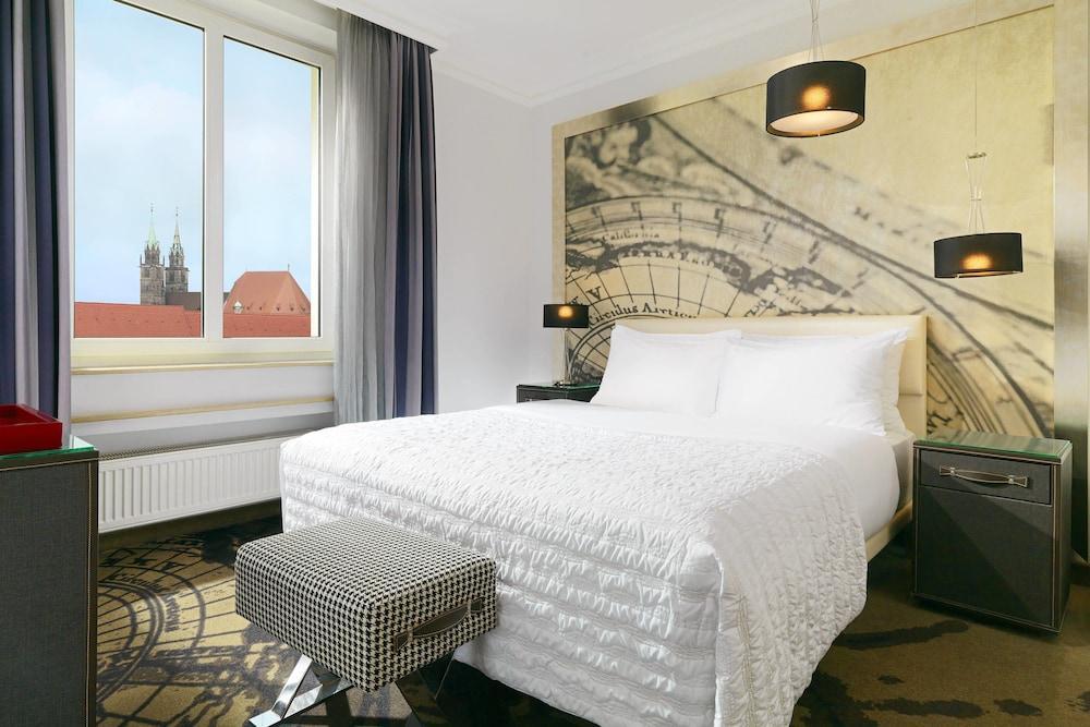 image 1 at Le Méridien Grand Hotel Nürnberg by Bahnhofstrasse 1-3 Nuremberg BY 90402 Germany