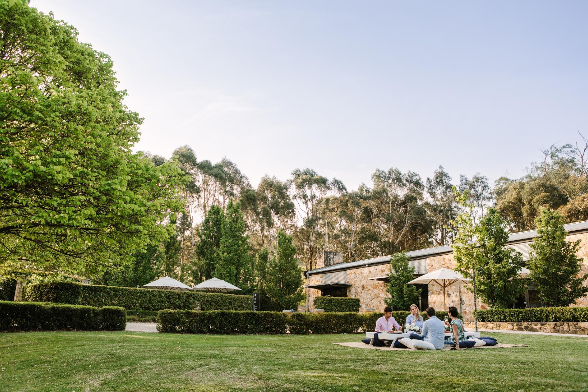 Golding Wines Adelaide Hills Wine Region