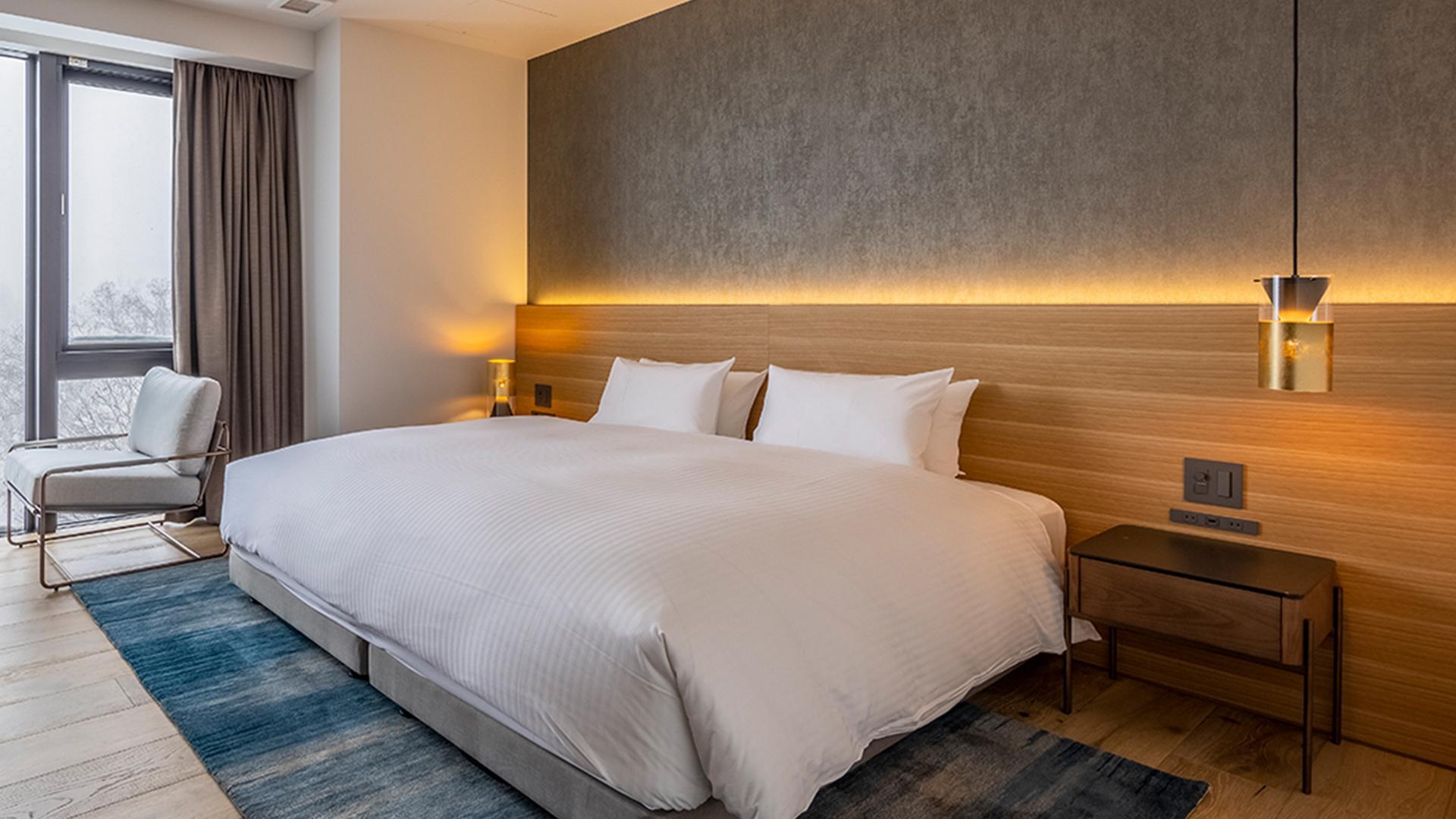 Two-Bedroom Premier Apartment image 1 at Intuition Niseko by Abuta District, Hokkaido, Japan