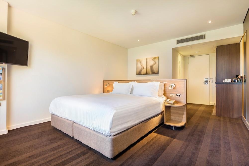 image 1 at Crowne Plaza Canberra, an IHG Hotel by 1 Binara Street Canberra ACT Australian Capital Territory 2601 Australia