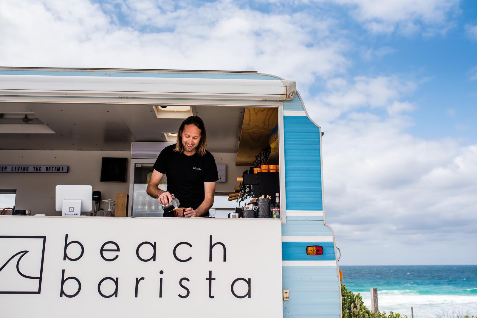 Beach Barista