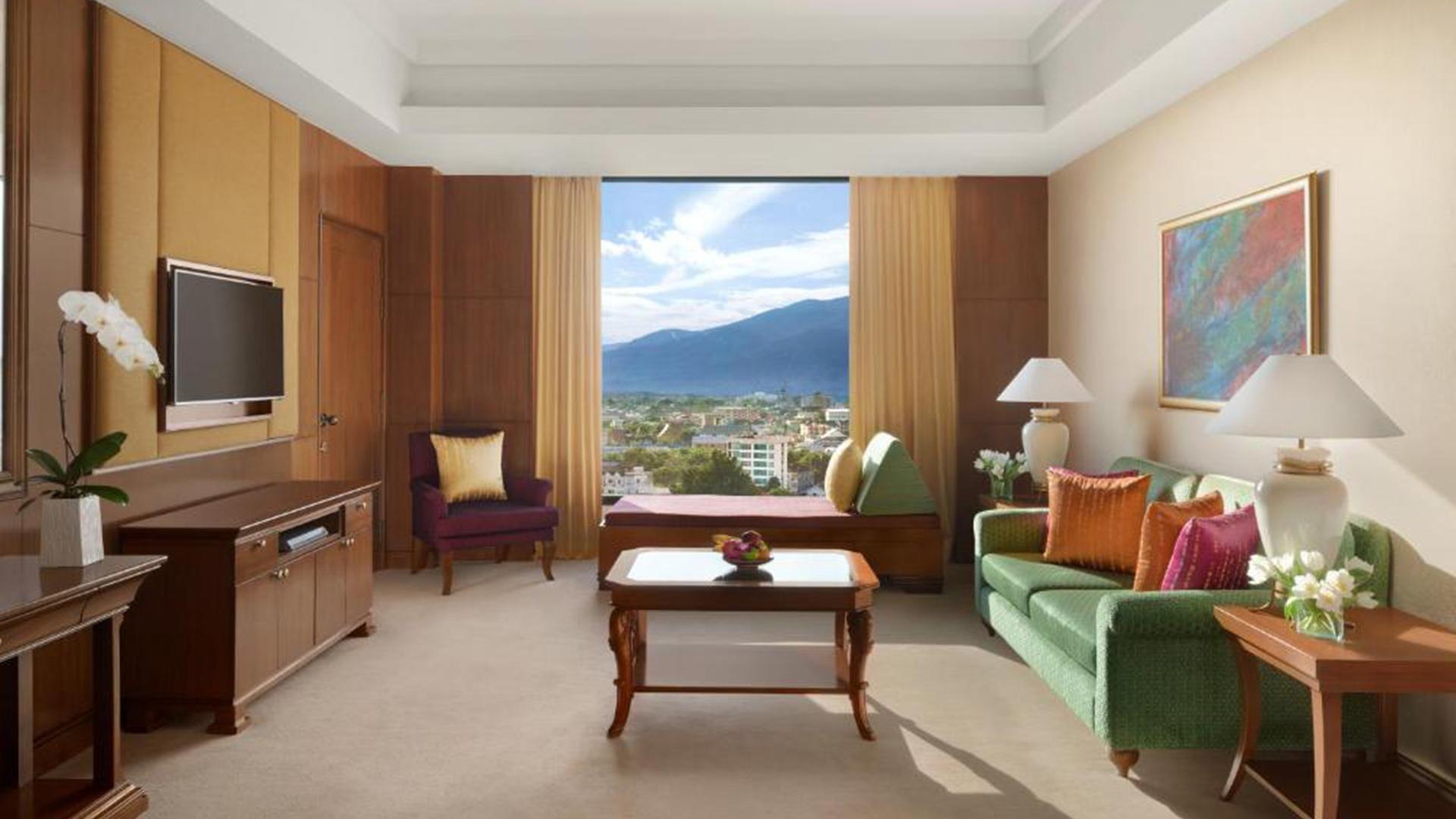 Executive Suite image 1 at Shangri-La Hotel, Chiang Mai by Amphoe Mueang Chiang Mai, Chang Wat Chiang Mai, Thailand