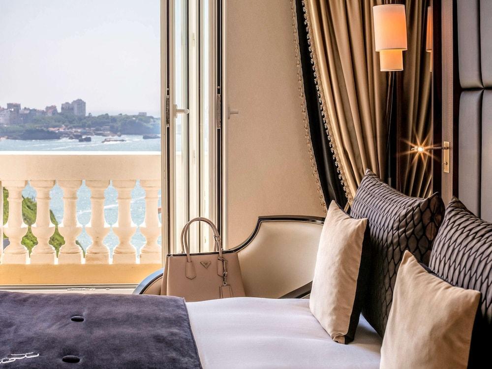 image 1 at Le Regina Biarritz Hotel & Spa MGallery by 52 Avenue De l'Impératrice Biarritz Pyrenees-Atlantiques 64200 France
