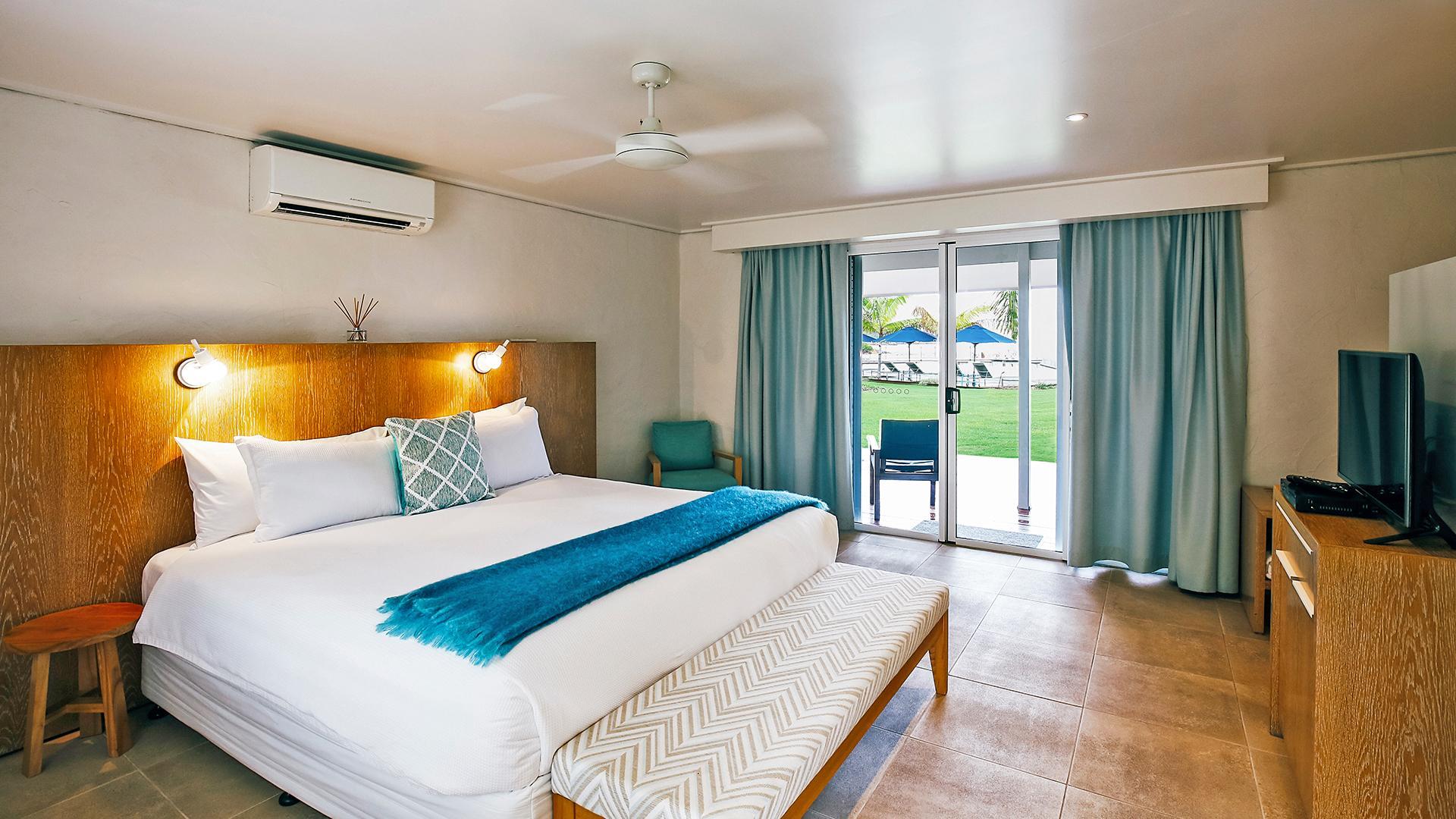 North Beachfront Room NOV2018 image 1 at Orpheus Island Lodge by null, Queensland, Australia