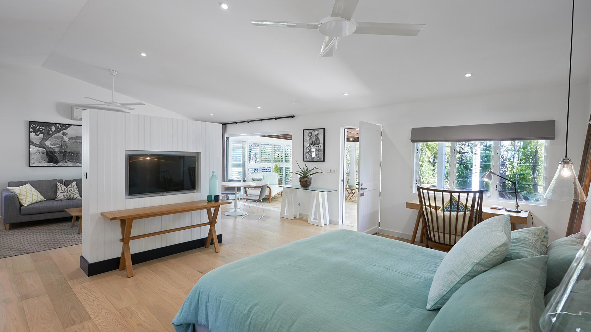 South Suite NOV2018 image 1 at Orpheus Island Lodge by null, Queensland, Australia