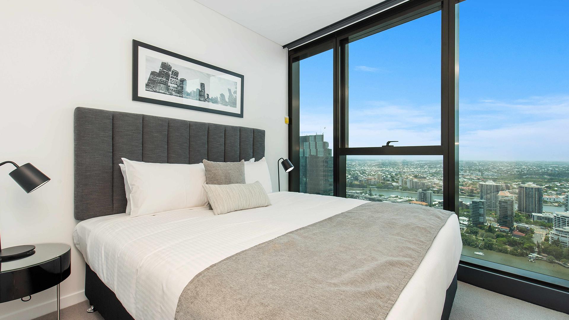 One-Bedroom Sky High Apartment   image 1 at Arise Brisbane Skytower by Brisbane City, Queensland, Australia