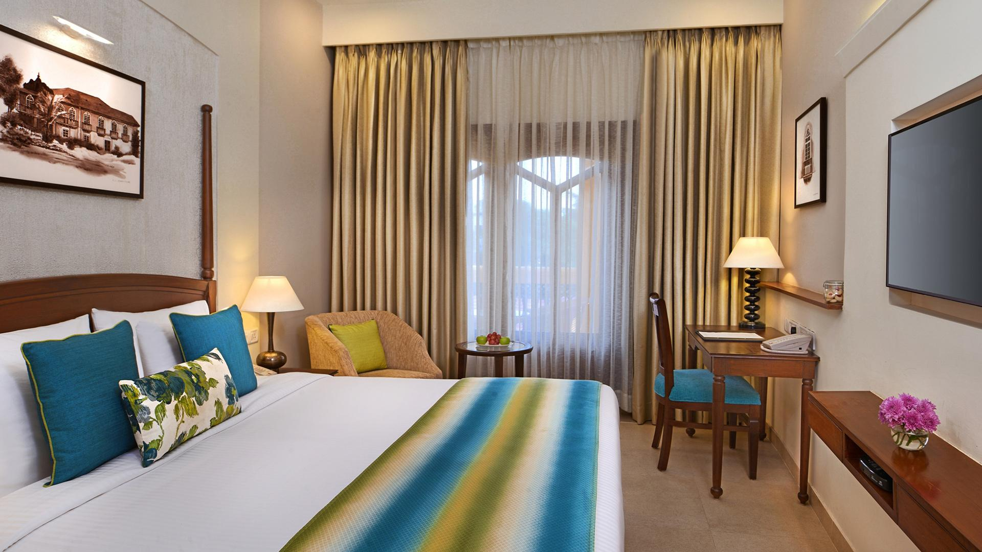 Standard Room image 1 at Country Inn & Suites by Radisson, Goa Candolim by North Goa, Goa, India