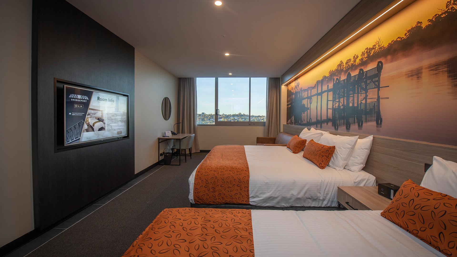 Riverside Suite image 1 at Bridgeport Hotel by The Rural City of Murray Bridge, South Australia, Australia