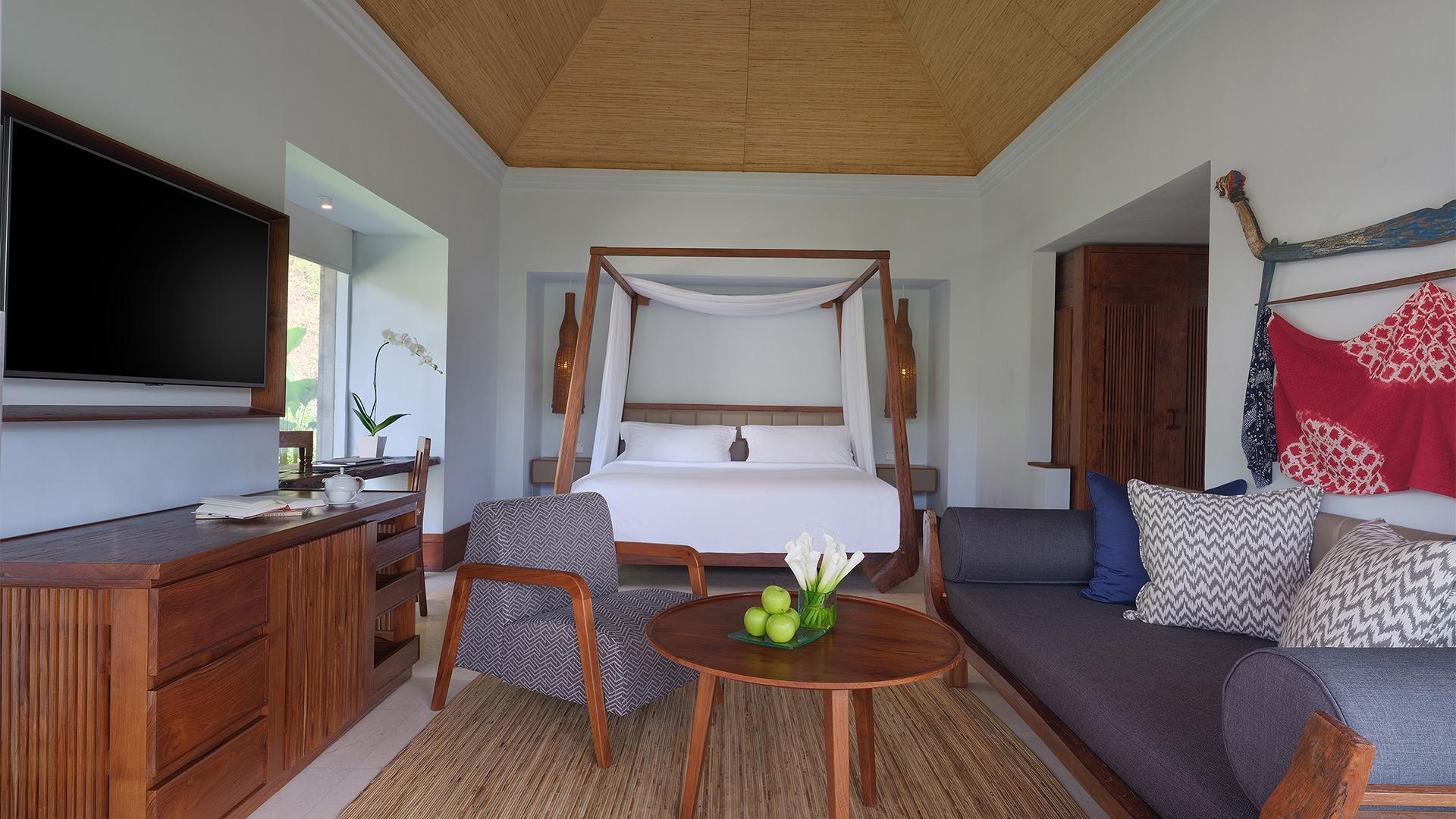 Heavenly Jacuzzi Villa image 1 at Maya Ubud Resort & Spa by Kabupaten Gianyar, Bali, Indonesia