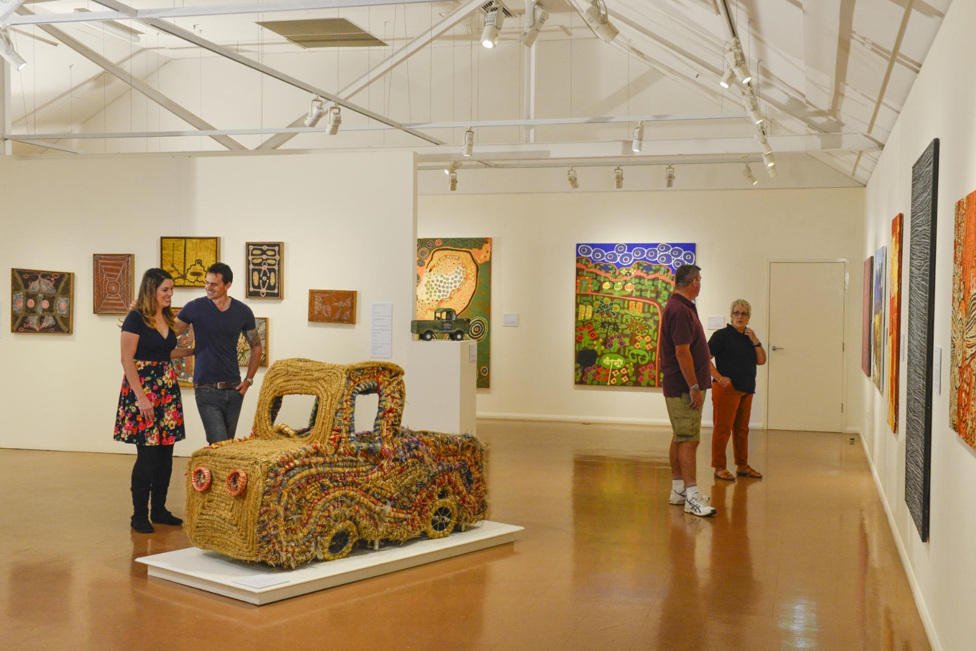 Albert Namatjira Gallery