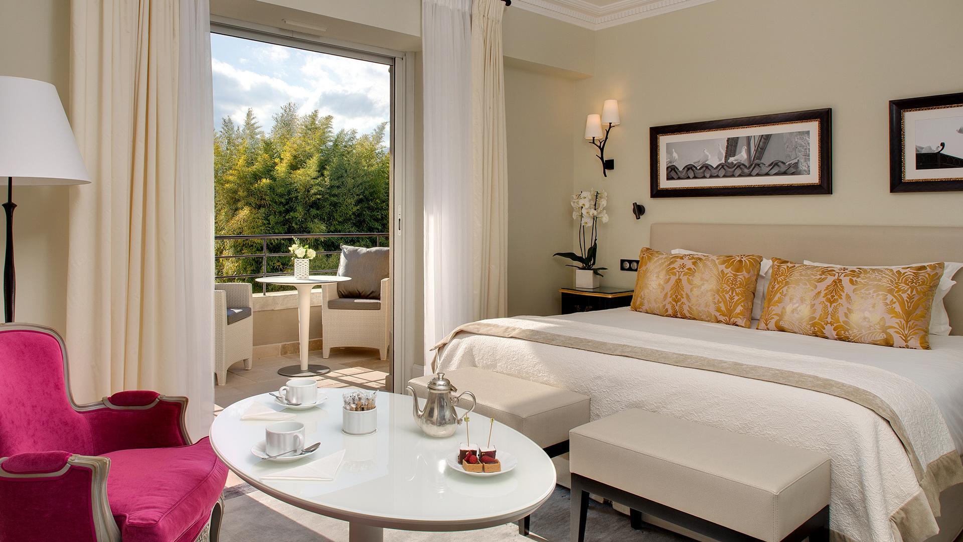 Deluxe Room image 1 at Le Domaine du Mas de Pierre by Alpes-Maritimes, Provence-Alpes-Côte d'Azur, France