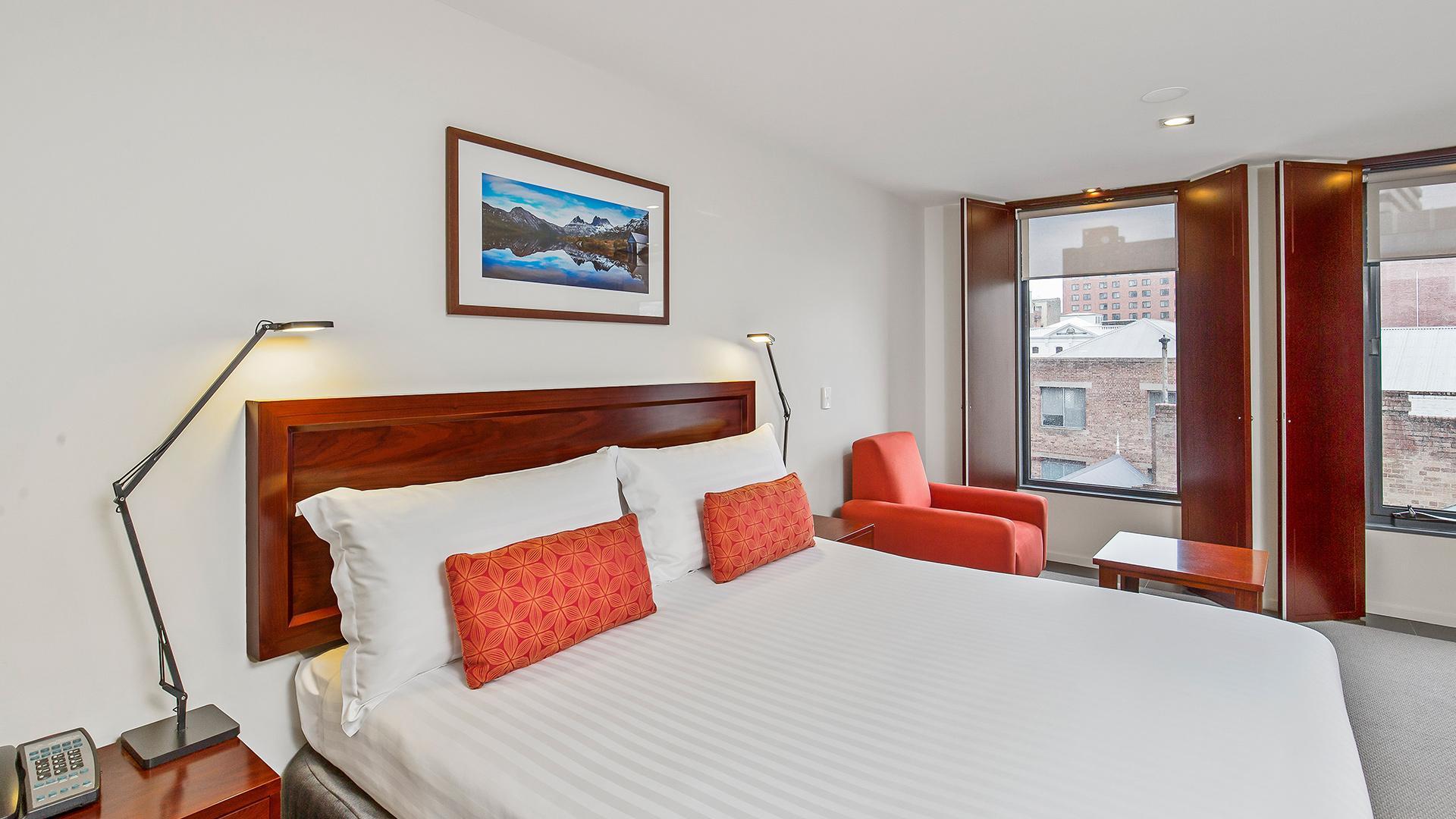 Hotel King Room  image 1 at RACV Hobart Hotel by Hobart City Council, Tasmania, Australia