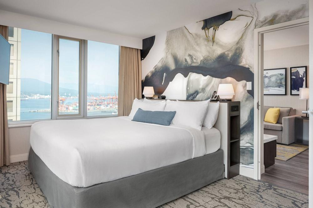 image 1 at Delta Hotels by Marriott Vancouver Downtown Suites by 550 West Hastings Street Vancouver BC British Columbia V6B1L6 Canada