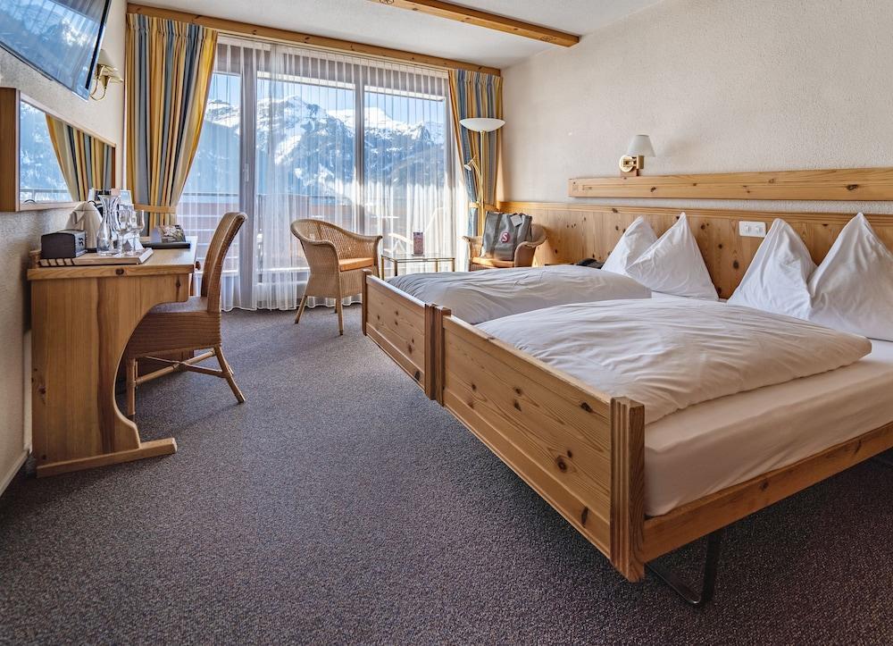 image 1 at Sunstar Hotel Wengen by Wengiboden 1352a Wengen BE 3823 Switzerland
