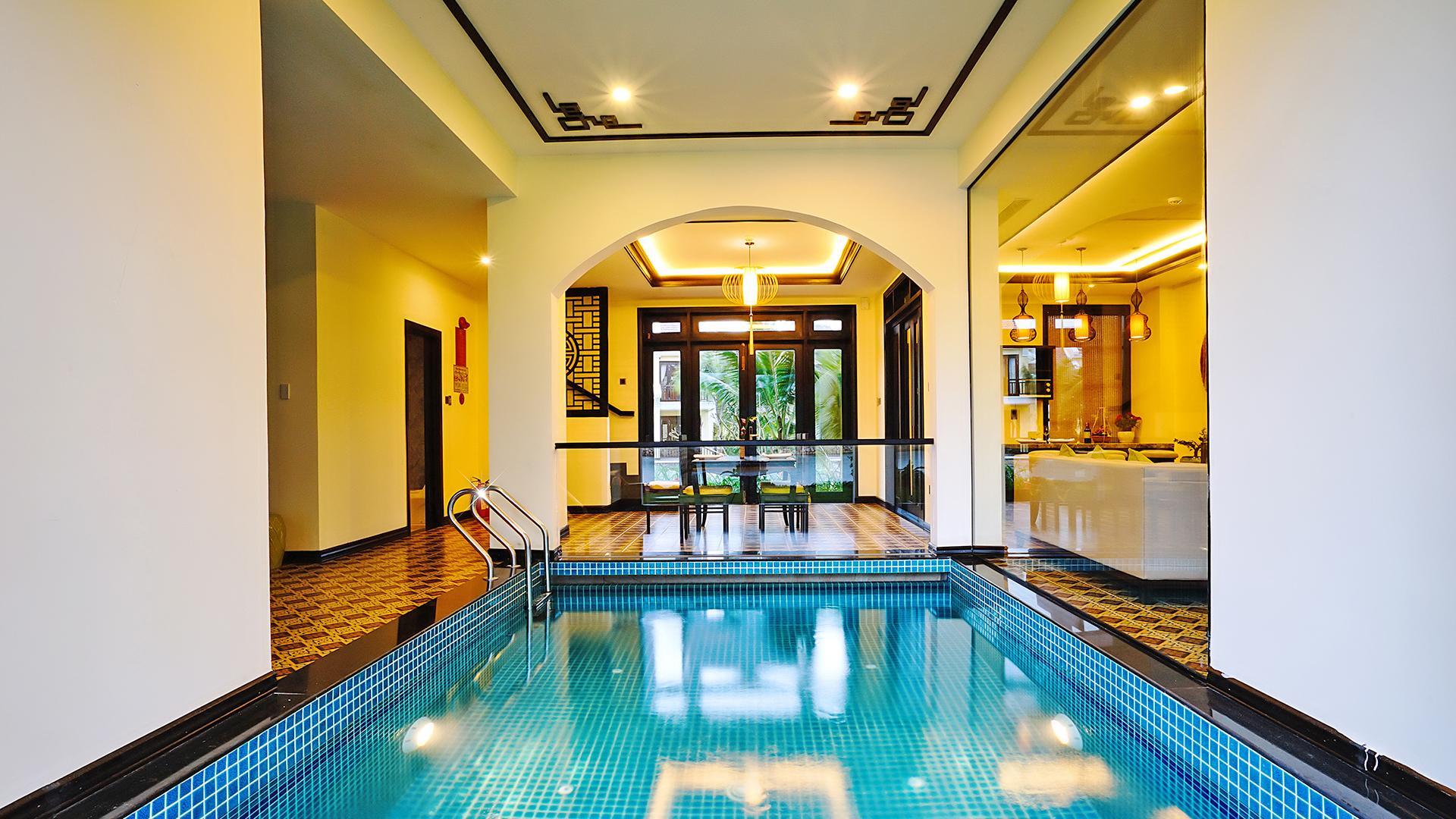 Riverside Pool Villa - Three Bedrooms image 1 at KOI Resort & Spa Hoi An - 2018 by null, Quảng Nam, Vietnam