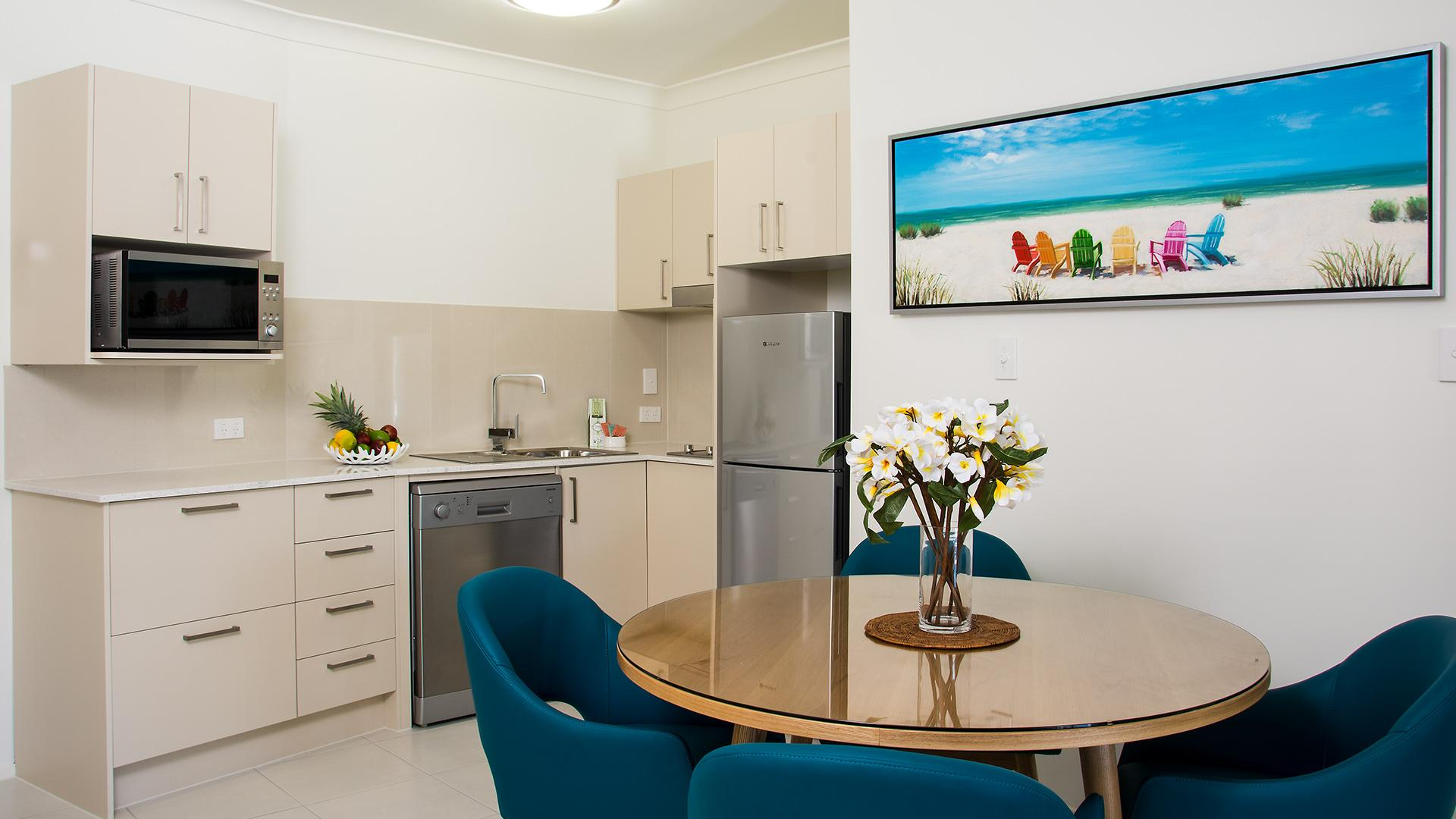 Two-Bedroom Apartment — Swim Out image 1 at 1770 Lagoons Central Apartment Resort by Gladstone Regional, Queensland, Australia