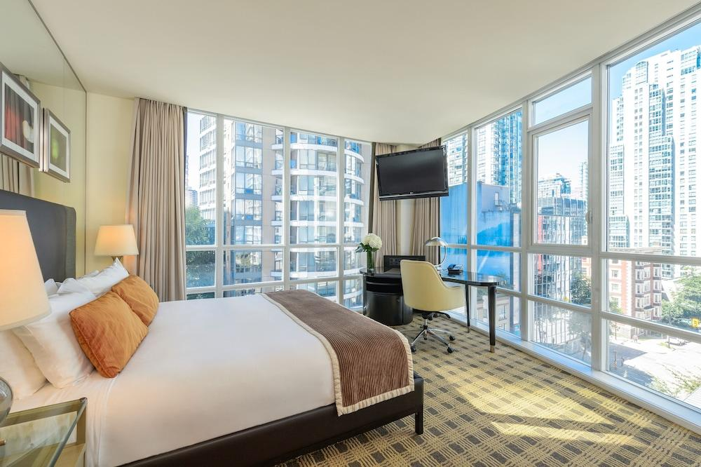 image 1 at Loden Hotel by 1177 Melville Street Vancouver BC British Columbia V6E 0A3 Canada