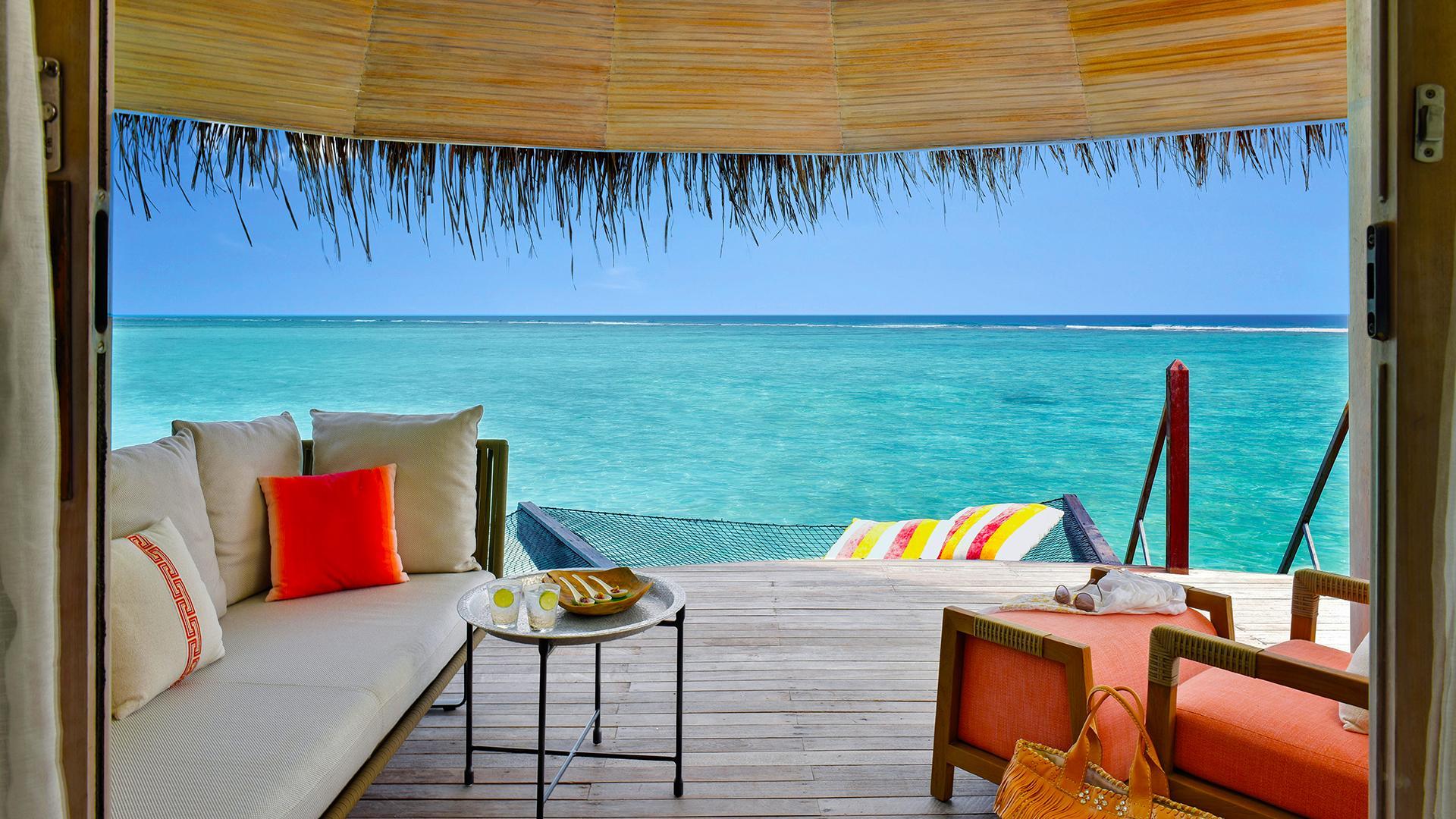 Water Villa image 1 at Kanuhura Maldives by Lhaviyani Atoll, North Province, Maldives