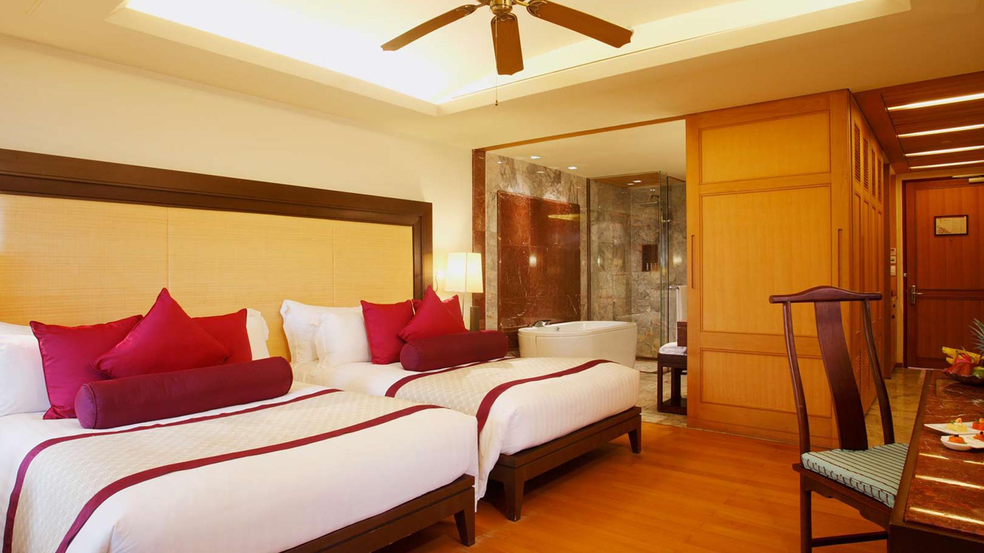 Deluxe Family Garden Room image 1 at Centara Grand Beach Resort Phuket by อำเภอเมืองภูเก็ต, Phuket, Thailand