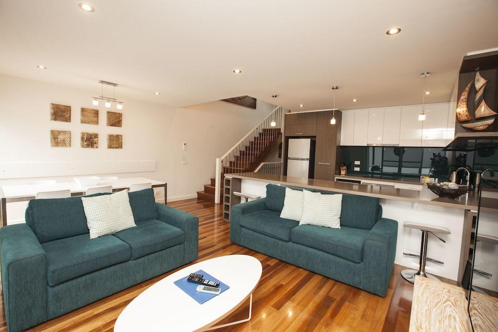 image 1 at 7 Falls Apartments by 62 Pascoe St Apollo Bay VIC Victoria 3233 Australia
