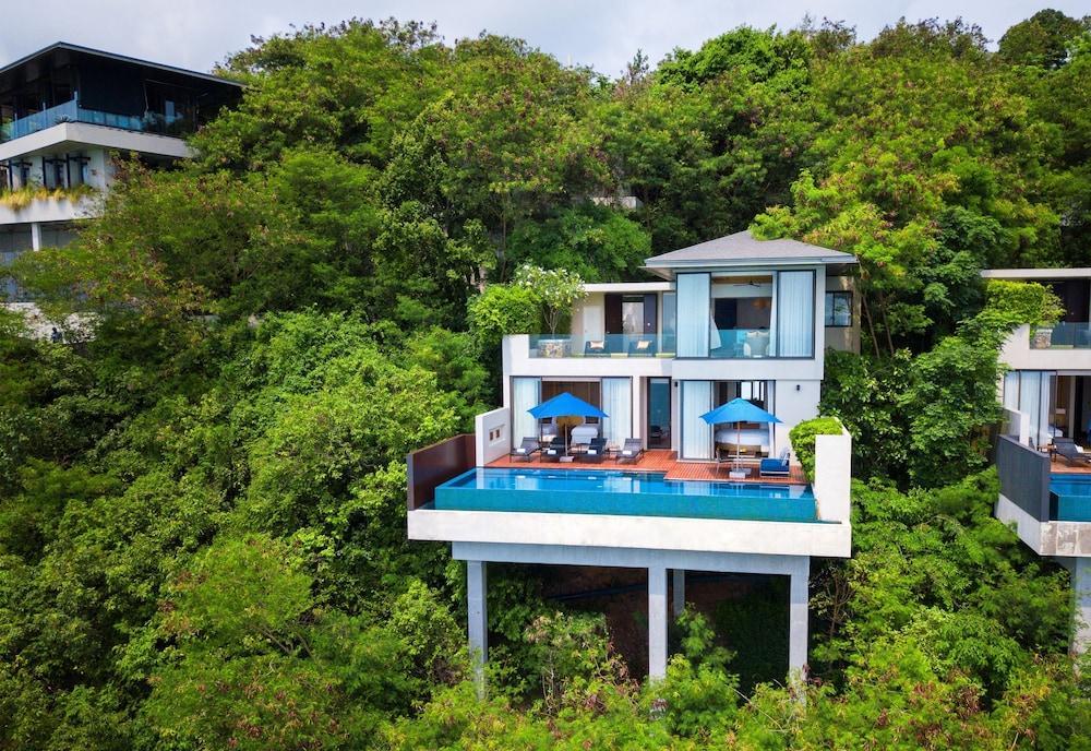 image 1 at Conrad Koh Samui by 49/8-9 Moo 4, Hillcrest Road Tambon Taling-Ngam Koh Samui Surat Thani 84140 Thailand