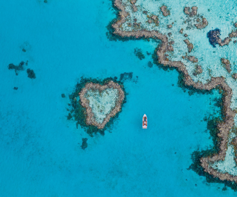Heart Reef tour